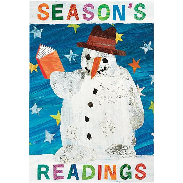 Eric Carle Season Poster