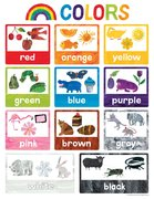 Eric Carle Colors Poster