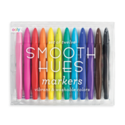 Smooth Hues Markers