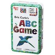 Eric Carle's ABC Card Game Tin