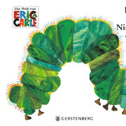 The Very Hungry Caterpillar (Hardcover) - GERMAN