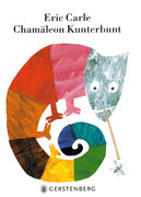 The Mixed Up Chameleon (Board Book) - GERMAN