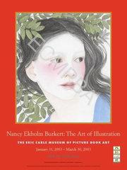 Nancy Ekholm Burkert Exhibition Poster