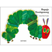 The Very Hungry Caterpillar (Hardcover) - DUTCH