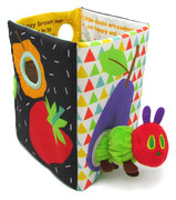 Very Hungry Caterpillar In & Out Softbook