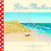 Petra Mathers Exhibition Poster