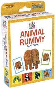 Eric Carle Animal Rummy Card Game