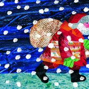 Eric Carle Notecard (Blank) - Dream Snow