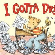 I Gotta Draw - Hardcover