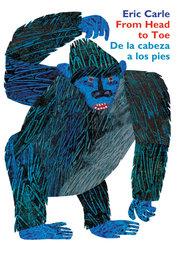From Head to Toe (Bilingual Spanish Board Book)