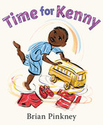 Time for Kenny - Autographed
