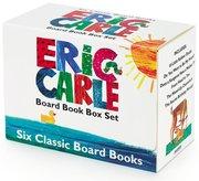 Eric Carle Classic Board Book Set