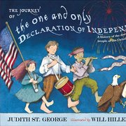 Journey of the One and Only Declaration of Independence