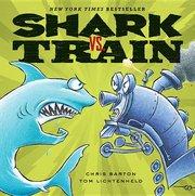 Shark vs. Train Board Book