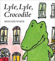 Lyle, Lyle Crocodile (Board Book)