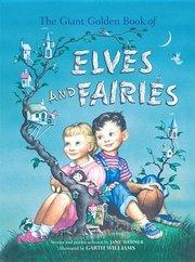 Giant Golden Book of Elves & Fairies