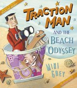Traction Man & Beach Odyssey
