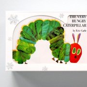 The Very Hungry Caterpillar Board Book & Ornament Set