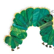 The Very Hungry Caterpillar - Board Book
