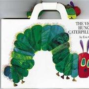 The Very Hungry Caterpillar - Giant Book & Plush