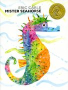 Mister Seahorse - Hardcover