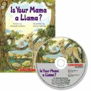 Is Your Mama a Llama? (Paperback + CD)