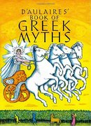 D'Aulaires Book Greek Myths - Softcover