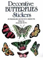 Decorative Butterflies Stickers