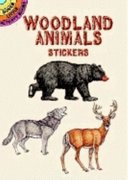 Woodland Animal Stickers