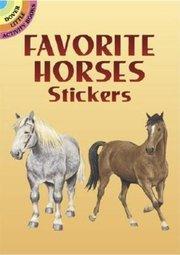 Favorite Horses Stickers