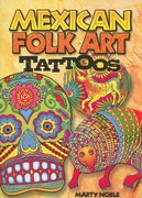 Mexican Folk Art Tattoos