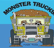 Monster Trucks (Board Book)