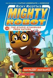 Ricky Ricotta #6 Stupid Stinkbugs (Paperback)