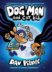 Dog Man #4 Cat Kid