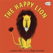 The Happy Lion - Softcover