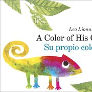 A Color of His Own (Spanish Bilingual Board Book)