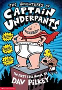 Captain Underpants #1 (Paperback)