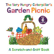 The Very Hungry Caterpillar's Garden Picnic Scratch-and-Sniff