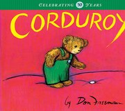 Corduroy - Hardcover
