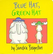 Blue Hat Green Hat