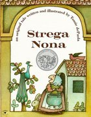 Strega Nona (Softcover)