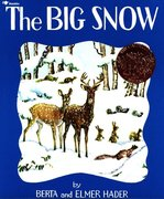 The Big Snow - Softcover