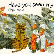 Have You Seen My Cat? - Board Book