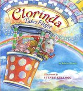 Kellogg Book Plate & Clorinda Takes Flight - Hardcover