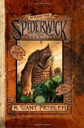 Beyond The Spiderwick Chronicles #2 The Giant Problem