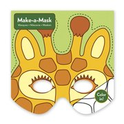 Make-a-Mask: Jungle Animals