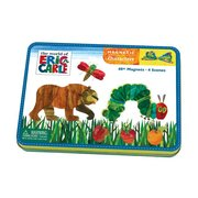 Eric Carle Magnetic Characters Play Tin