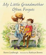 Brown Book Plate & My Little Grandmother Often Forgets - Hardcover