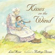 Brown Book Plate & Kisses on the Wind - Hardcover