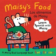 Maisy's Food/Los Alimentos Board Book